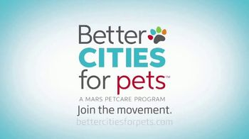 Mars Petcare Better Cities for Pets TV Spot, 'A Better World for Pets' - Thumbnail 10