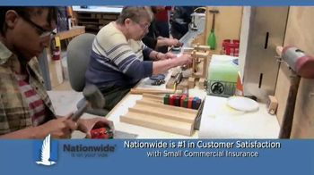 Nationwide Insurance TV Spot, '2019 Pitch to Win: Grow Your Business' - Thumbnail 6