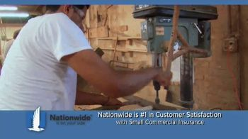 Nationwide Insurance TV Spot, '2019 Pitch to Win: Grow Your Business' - Thumbnail 7