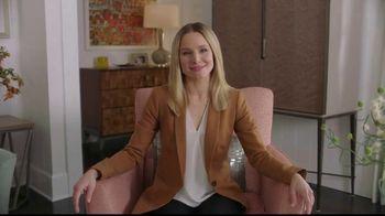 La-Z-Boy TV Spot, 'Subtitles' Featuring Kristen Bell - 1199 commercial airings