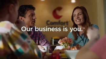 Choice Hotels TV Spot, 'Our Business Is You: Anthem' - Thumbnail 10