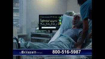 The Driscoll Firm TV Spot, 'Round-Up and Non Hodgkin's Lymphoma' - Thumbnail 1