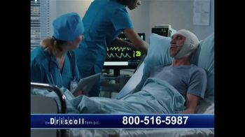 The Driscoll Firm TV Spot, 'Round-Up and Non Hodgkin's Lymphoma' - Thumbnail 6