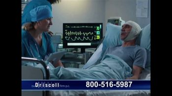 The Driscoll Firm TV Spot, 'Round-Up and Non Hodgkin's Lymphoma' - Thumbnail 7