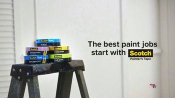 Scotch Painter's Tape TV Spot, 'Conquer Painting Projects' Featuring Matt W. Moore - Thumbnail 9