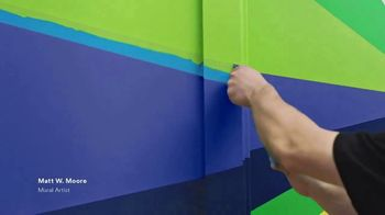 Scotch Painter's Tape TV Spot, 'Conquer Painting Projects' Featuring Matt W. Moore - Thumbnail 3