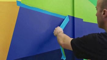 Scotch Painter's Tape TV Spot, 'Conquer Painting Projects' Featuring Matt W. Moore - Thumbnail 4