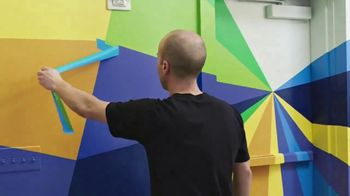 Scotch Painter's Tape TV Spot, 'Conquer Painting Projects' Featuring Matt W. Moore