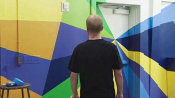 Scotch Painter's Tape TV Spot, 'Conquer Painting Projects' Featuring Matt W. Moore - Thumbnail 8