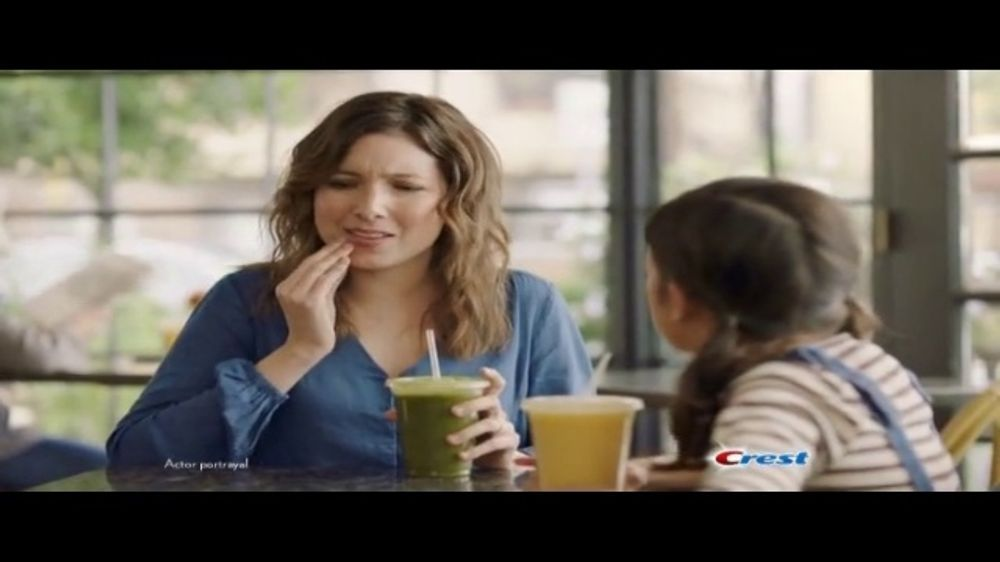 Crest Gum and Sensitivity TV Commercial, 'Brain Freeze'