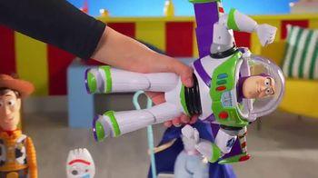 Toy Story 4 Deluxe Talking Action Figures TV Spot, 'Unique Fun Features' - Thumbnail 10