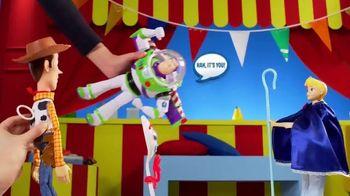 Toy Story 4 Deluxe Talking Action Figures TV Spot, 'Unique Fun Features' - Thumbnail 8
