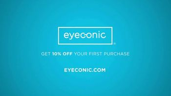 Eyeconic TV Spot, 'Incoming Order: 10 Percent Off' - Thumbnail 10