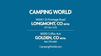 Camping World RV Festival TV Spot, 'Travel Trailers and Motor Homes' - Thumbnail 9