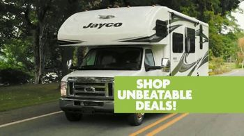 Camping World RV Festival TV Spot, 'Travel Trailers and Motor Homes' - Thumbnail 3