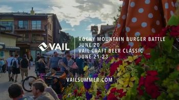 Vail TV Spot, 'This Summer: Rocky Mountain Burger Battle and Vail Craft Beer Classic' - Thumbnail 10