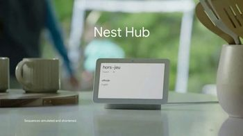 Google Nest Hub TV Spot, 'Hey Dad: Someone at the Door' Featuring Alexi Lalas, Rob Stone - Thumbnail 10