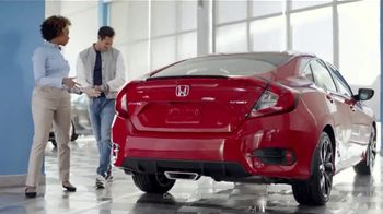 2019 Honda Civic TV Spot, 'A Car to Match Your Style' [T2] - Thumbnail 6