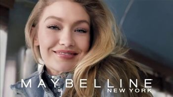 Maybelline New York The Falsies Mascara TV Spot, 'Volume' Feat. Gigi Hadid