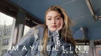 Maybelline New York The Falsies Mascara TV Spot, 'Volume' Feat. Gigi Hadid - Thumbnail 1
