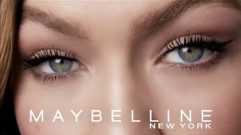 Maybelline New York The Falsies Mascara TV Spot, 'Volume' Feat. Gigi Hadid - Thumbnail 2