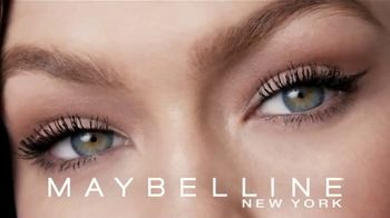 Maybelline New York The Falsies Mascara TV Spot, 'Volume' Feat. Gigi Hadid - Thumbnail 9