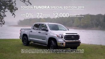 2019 Toyota Tundra TV Spot, 'Fin de semana' [Spanish] [T2] - Thumbnail 8