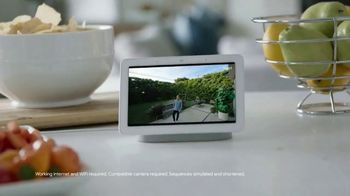 Google Nest Hub TV Spot, 'Gametime' Featuring Alexi Lalas, Rob Stone - Thumbnail 4