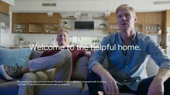 Google Nest Hub TV Spot, 'Gametime' Featuring Alexi Lalas, Rob Stone - Thumbnail 8