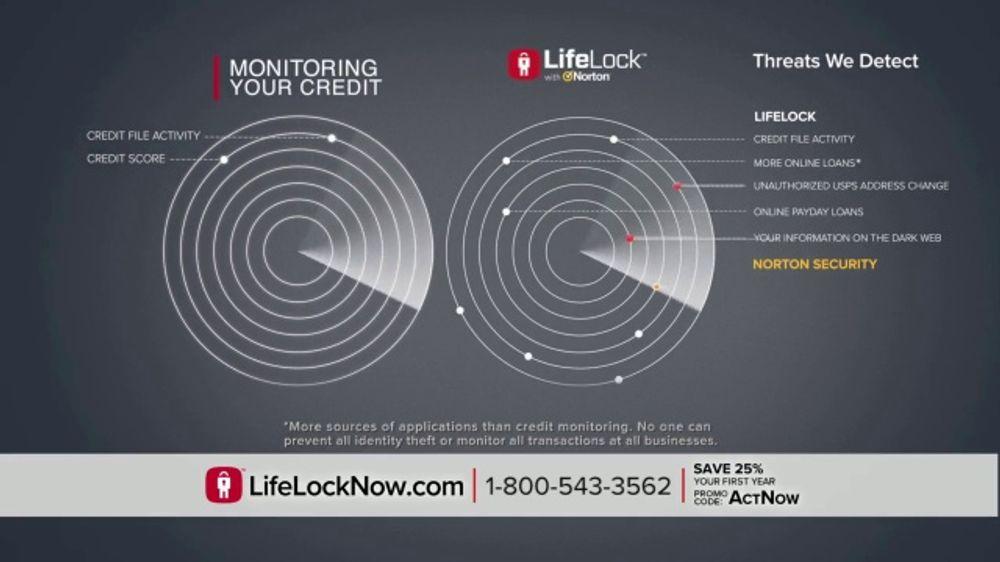 LifeLock TV Commercial, 'DSP2 V1A Celeb120 25' Featuring Angie Harmon, Jay Leno