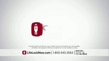 LifeLock TV Spot, 'DSP2 V1A Celeb120 25' Featuring Angie Harmon, Jay Leno
