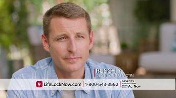 LifeLock TV Spot, 'DSP2 V1A Celeb120 25' Featuring Angie Harmon, Jay Leno - Thumbnail 2