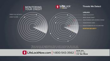 LifeLock TV Spot, 'CSP360 V1A