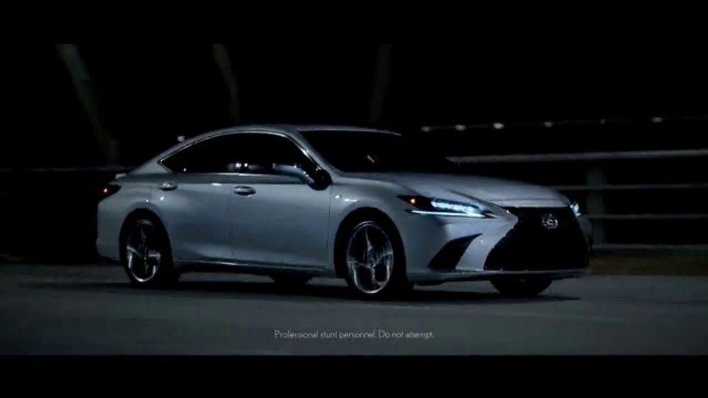 2019 Lexus ES TV Commercial, 'Hijacked' [T2]