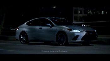 2019 Lexus ES TV Spot, 'Hijacked' [T2] - Thumbnail 7