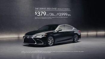 2019 Lexus ES TV Spot, 'Hijacked' [T2] - Thumbnail 9
