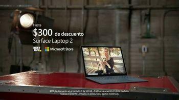 Microsoft Surface Laptop 2 TV Spot, 'Taylor Church: productora de televisión' [Spanish] - Thumbnail 9