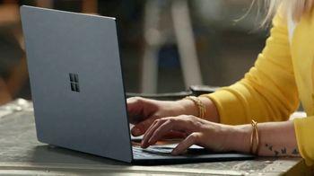 Microsoft Surface Laptop 2 TV Spot, 'Taylor Church: productora de televisión' [Spanish] - Thumbnail 6