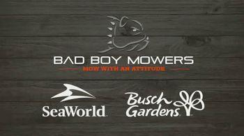 Bad Boy Mowers Outlaws TV Spot, 'Mow Fun!' - Thumbnail 1