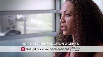 LifeLock TV Spot, 'DSP1 V1F Tom5 25' - Thumbnail 6