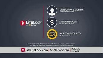 LifeLock TV Spot, 'DSP1 V1F Tom5 25' - Thumbnail 8