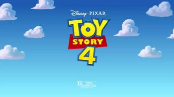 Toy Story 4 Drop-Down Action Buzz and Woody TV Spot, 'Close Call' - Thumbnail 1