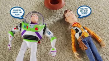 Toy Story 4 Drop-Down Action Buzz and Woody TV Spot, 'Close Call' - Thumbnail 5