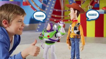 Toy Story 4 Drop-Down Action Buzz and Woody TV Spot, 'Close Call' - Thumbnail 6