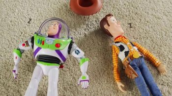 Toy Story 4 Drop-Down Action Buzz and Woody TV Spot, 'Close Call' - Thumbnail 7