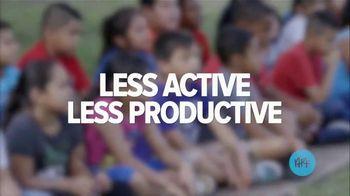 Andy Roddick Foundation TV Spot, 'Summer Slide'