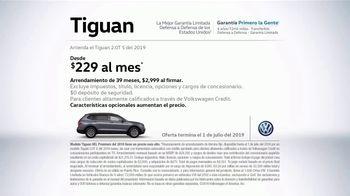 2019 Volkswagen Tiguan TV Spot, 'Diversión' [Spanish] [T2] - Thumbnail 9