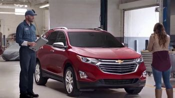 2019 Chevrolet Equinox TV Spot, 'Taller mecánico' [Spanish] [T2] - Thumbnail 4