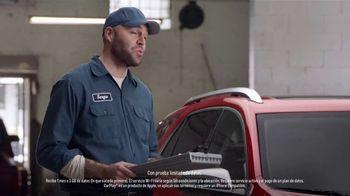 2019 Chevrolet Equinox TV Spot, 'Taller mecánico' [Spanish] [T2] - Thumbnail 5