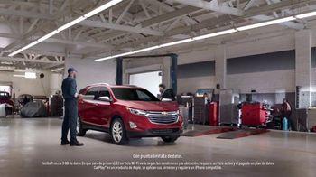 2019 Chevrolet Equinox TV Spot, 'Taller mecánico' [Spanish] [T2] - Thumbnail 6